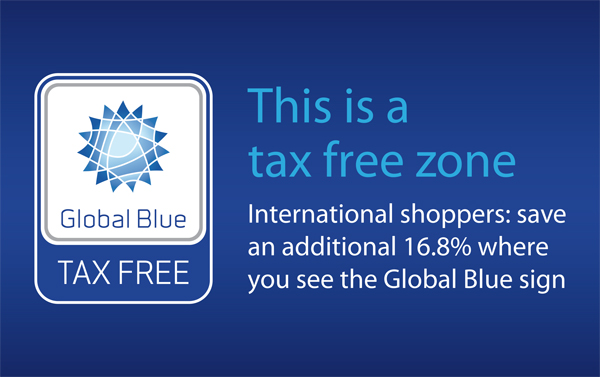 TAXFREE ShoppingTAXFREE Shopping