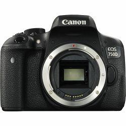Canon EOS 750D Body digitalni DSLR fotoaparat