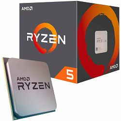 AMD CPU Desktop Ryzen 5 6C/12T 3600 (4.2GHz,36MB,65W,AM4) box with Wraith Stealth cooler