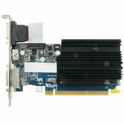 SAPPHIRE Video Card AMD Radeon R5 230 DDR3 1GB/64bit, 625MHz/1334MHz, PCI-E 2.1 x16, HDMI, DVI-D, VGA, Heatsink, Low-profile, Lite Retail