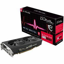 SAPPHIRE PULSE RADEON RX 580 4G GDDR5 DUAL HDMI / DVI-D / DUAL DP W/BP (UEFI) LITE