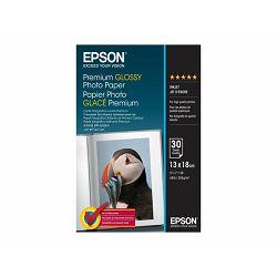 EPSON photopaper glossy premium 13x18, C13S042154