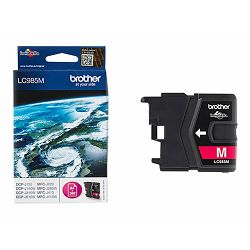 BROTHER LC985M magenta ink DCP-J125
