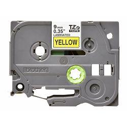 BROTHER TZE621 tape black/yellow 9mm 8m