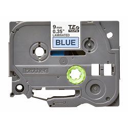 BROTHER TZE521 tape black/blue 9mm 8m
