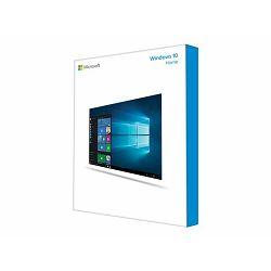 MS Windows 10 Home 64Bit DVD OEM (EN), KW9-00139