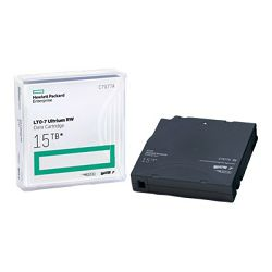 HPE LTO-7 Ultrium 15 TB RW Data Cartr., C7977A