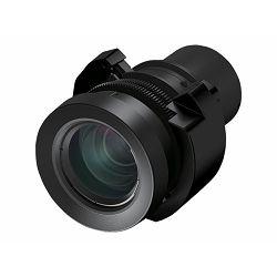 Epson ELP LM08 - Medium-throw zoom lens - 24 mm - 38.2 mm - f/1.65-2.27 - for Epson EB-G7400, G7805, L1050, L1060, L1065, L1070, L1075, L1105, Pro L1060, Pro L1070, V12H004M08
