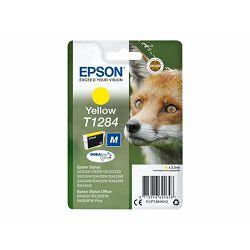 EPSON T1284 ink cartridge Yellow, C13T12844012