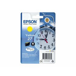 EPSON 27 ink cartridge yellow, C13T27044012