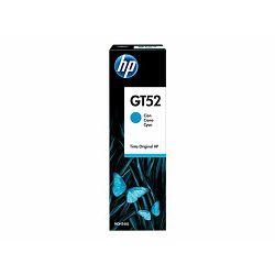 HP GT52 Original Ink Bottle Cyan, M0H54AE