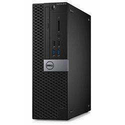 Dell OptiPlex 3040SFF - Intel i3-6100 3.7GHz / 4GB RAM / 500GB HDD / Intel HD / Windows 7/10 Pro 64 / Dell USB keyboard & mouse