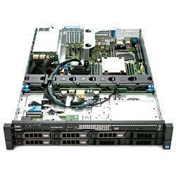 Dell PowerEdge R530 - Intel Xeon E5-2620v4 / 8GB / 2x300GBSAS15k  / PERC H730 / 2x750W / Rails