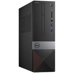 Dell Vostro 3470 SFF - Intel i3-8100 3.6GHz / 4GB RAM / SSD 128GB / WLAN / Intel UHD 630 / Windows 10 Pro / Dell USB keyboard & mouse