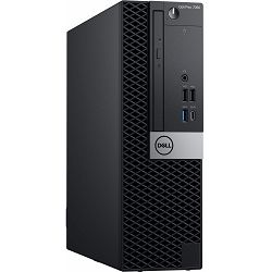 Dell OptiPlex 7060 SFF - Intel i7-8700 4.6GHz / 8GB RAM / SSD 256GB / Intel UHD 630 / Windows 10 Pro / Dell USB keyboard & mouse