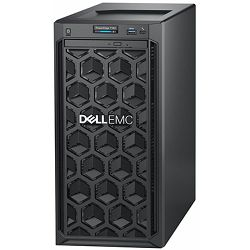 Dell PowerEdge T140 - Intel Xeon E-2134 / 16GB / 2x4TB-NLSAS / H330 / DVDRW / iDRAC9Basic