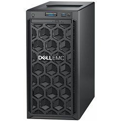 Dell PowerEdge T140 - Intel Xeon E-2124 / 8GB / 2x1TBSATA / H330 / iDRAC9Basic / DVDRW
