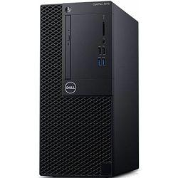 Dell OptiPlex 3070 MT - Intel i3-9100 4.2GHz / 8GB RAM / M.2 PCIe SSD 256GB / Intel UHD 630 / Windows 10 Pro / DELL tipkovnica i miš