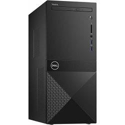 Dell Vostro 3671 MT - Intel i5-9400 4.1GHz / 8GB RAM / M.2-PCIe SSD 256GB / Intel UHD 630 / WLAN / Windows 10 Pro