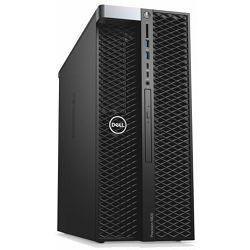 Dell Precision T5820 - Intel Xeon W-2145 / 2x8GB RDIMM-ECC / m.2-PCIe 512GB SSD / nVidia Quadro P2200 / 425W / Windows 10 Pro