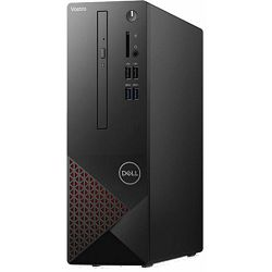 Dell Vostro 3681 SFF - Intel i3-10100 4.3GHz / 8GB RAM / M.2-PCIe SSD 256GB / Intel UHD 630 / WLAN / Windows 10 Pro