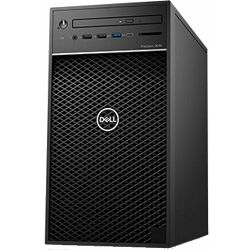 Dell Precision T3640 - Intel i9-10900 5.2GHz / 16GB RAM / M.2-PCIe SSD 512GB / nVidia Quadro P2200 5GB / Windows 10 Pro