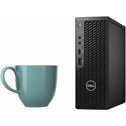 Dell Precision 3240 CFF - Intel i5-10600 4.8GHz / 8GB RAM / M.2-PCIe SSD 256GB / nVidia Quadro P620-2GB / Windows 10 Pro