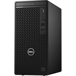 Dell OptiPlex 3080 MT - Intel i3-10100 4.3GHz / 8GB RAM / m.2-PCIe SSD 256GB / 1TB HDD / Intel UHD 630 / Windows 10 Pro