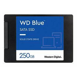 WD Blue SSD 3D NAND 250GB 2.5inch, WDS250G2B0A