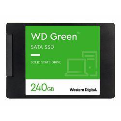 WD Green SSD 240GB SATA III, WDS240G2G0A