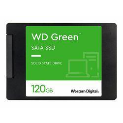WD Green SSD 120GB SATA III, WDS120G2G0A