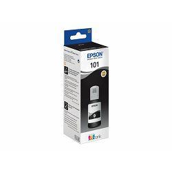 EPSON EcoTank Black ink bottle, C13T03V14A