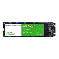WD Green SSD 240GB M.2 2280 SATA III, WDS240G2G0B