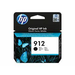 HP 912 Black Ink Cartridge, 3YL80AE