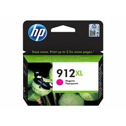 HP 912XL High Yield Magenta Ink, 3YL82AE