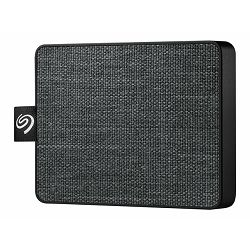 SEAGATE One Touch SSD 500GB Black, STJE500400