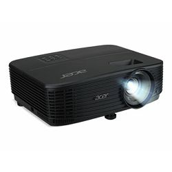 Acer X1223HP - DLP projector - UHP - portable - 3D - 4000 lumens - SVGA (800 x 600) - 4:3, MR.JSA11.001