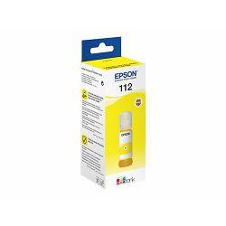 EPSON 112 EcoTank Pigment Yellow ink, C13T06C44A