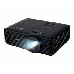 Acer X1228H - DLP projector - UHP - portable - 3D - 4500 ANSI lumens - XGA (1024 x 768) - 4:3, MR.JTH11.001