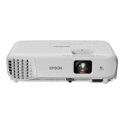 EPSON EB-X06 3LCD Projector XGA 1080p, V11H972040 - portable - 3600 lumens (white) - 3600 lumens (colour) - XGA (1024 x 768) - 4:3 - white
