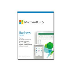 Microsoft 365 Bus Std Retail Croatian Eu, KLQ-00457