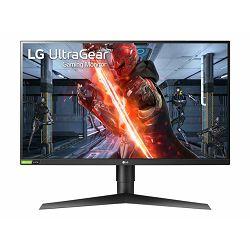LG UltraGear 27GN750-B - LED monitor - 27