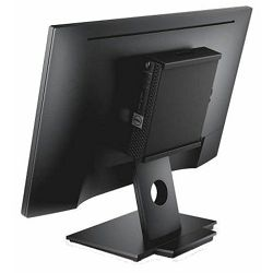 Dell OptiPlex Micro All-in-One Mount for E-Series Monitors - Mount your OptiPlex Micro to the back of the Dell E Series monitors