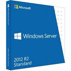 Microsoft Windows Server 2012 R2 Standard - P4VD9