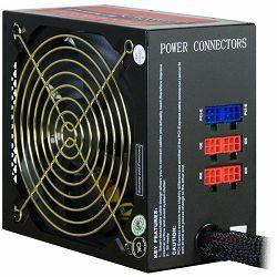 INTER-TECH Power Supply Energon EPS-650CM, 650W, Modular, 135mm fan