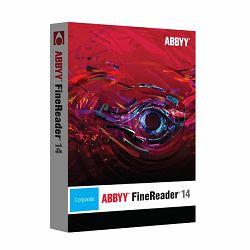 ABBYY FineReader 14 Standard ESD (elektronička verzija) - Nadogradnja
