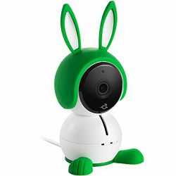 NETGEAR ARLO Baby - The all-in-one smart baby monitoring camera with 1080p HD video, lullaby player, night light, rechargeable battery and air sensors.