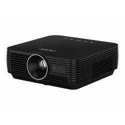 Acer B250i - DLP projector - portable - 3D - 1200 lumens - Full HD (1920 x 1080), MR.JS911.001