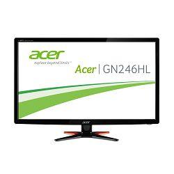 Acer GN246HLBbid LED Monitor 3D 144Hz, UM.FG6EE.B06