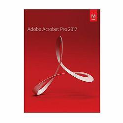 Adobe Acrobat Pro 2017 WIN/MAC IE trajna licenca - nadogradnja